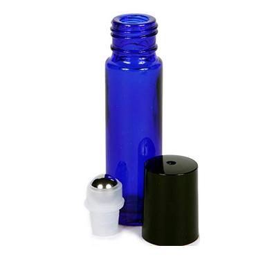 Wholesale-5ml-10ml-Empty-Blue-Glass-Roller