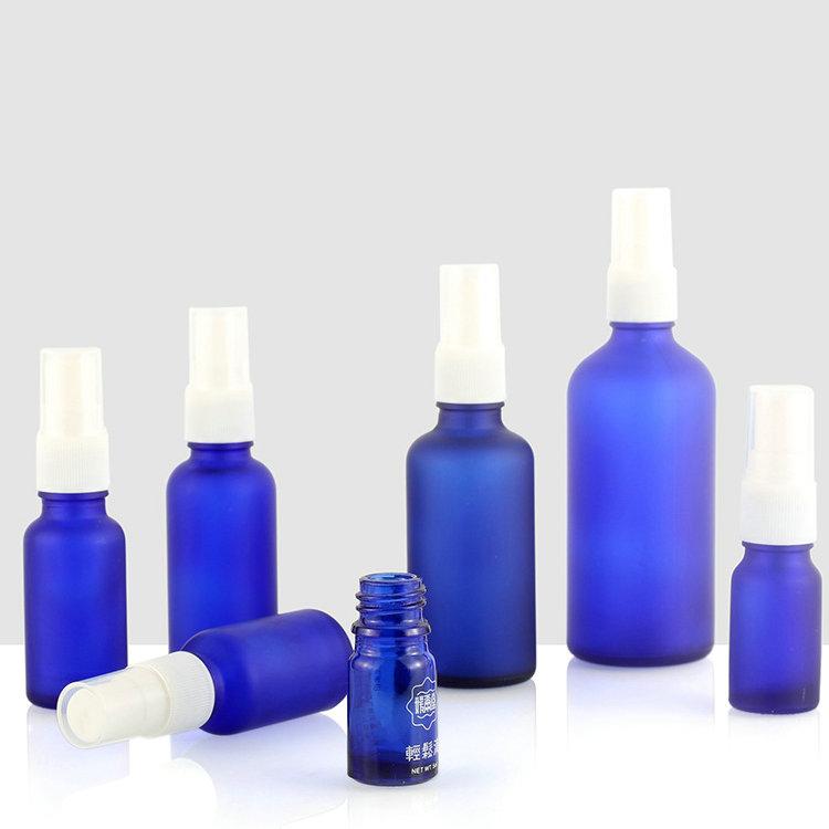 wetroyes-5ml 10ml 15ml 20ml 30ml 50ml 100ml-blue-essential oil bottle