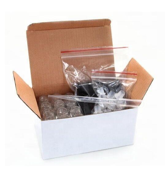 box for 6 pack roller bottle